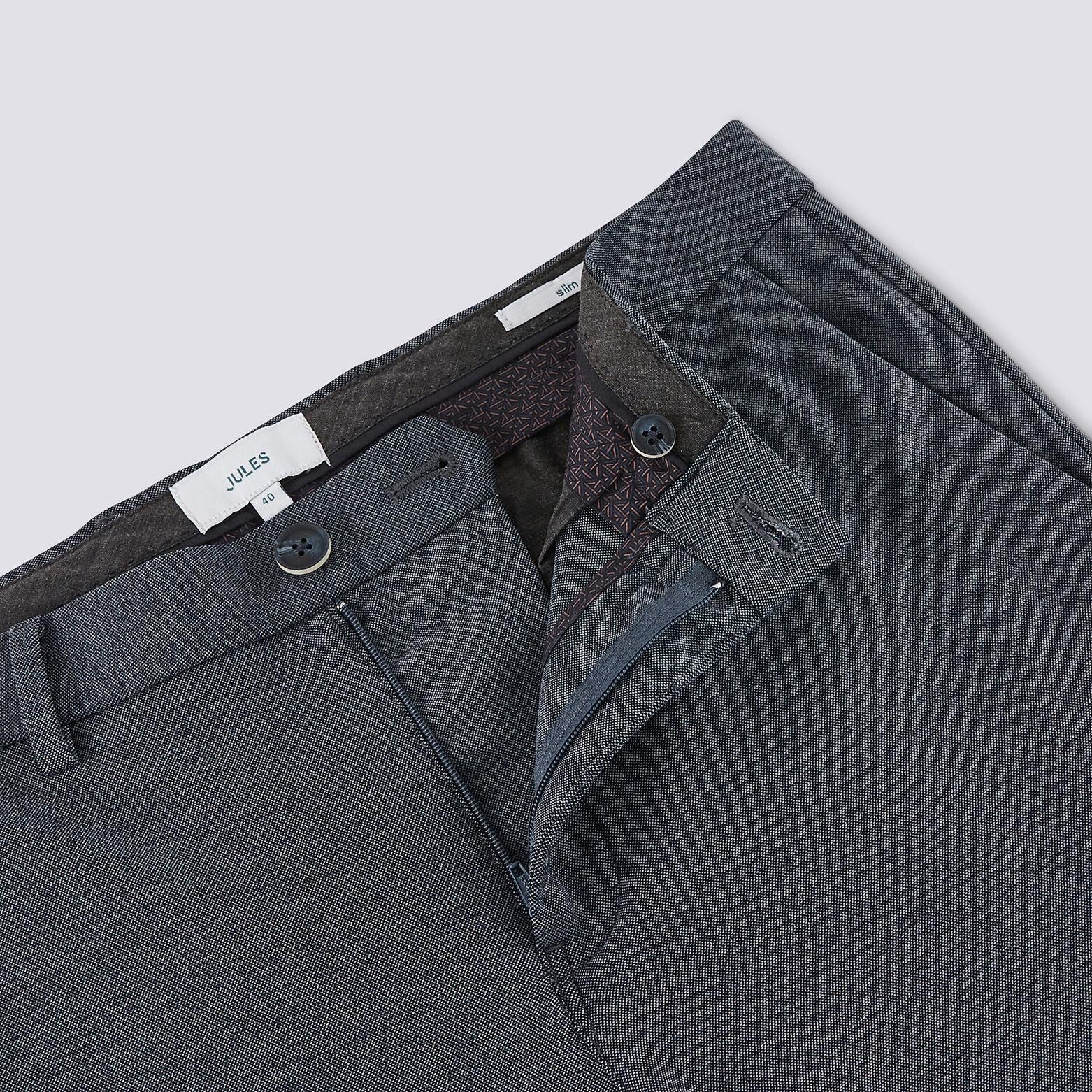 Pantalon chino en maille