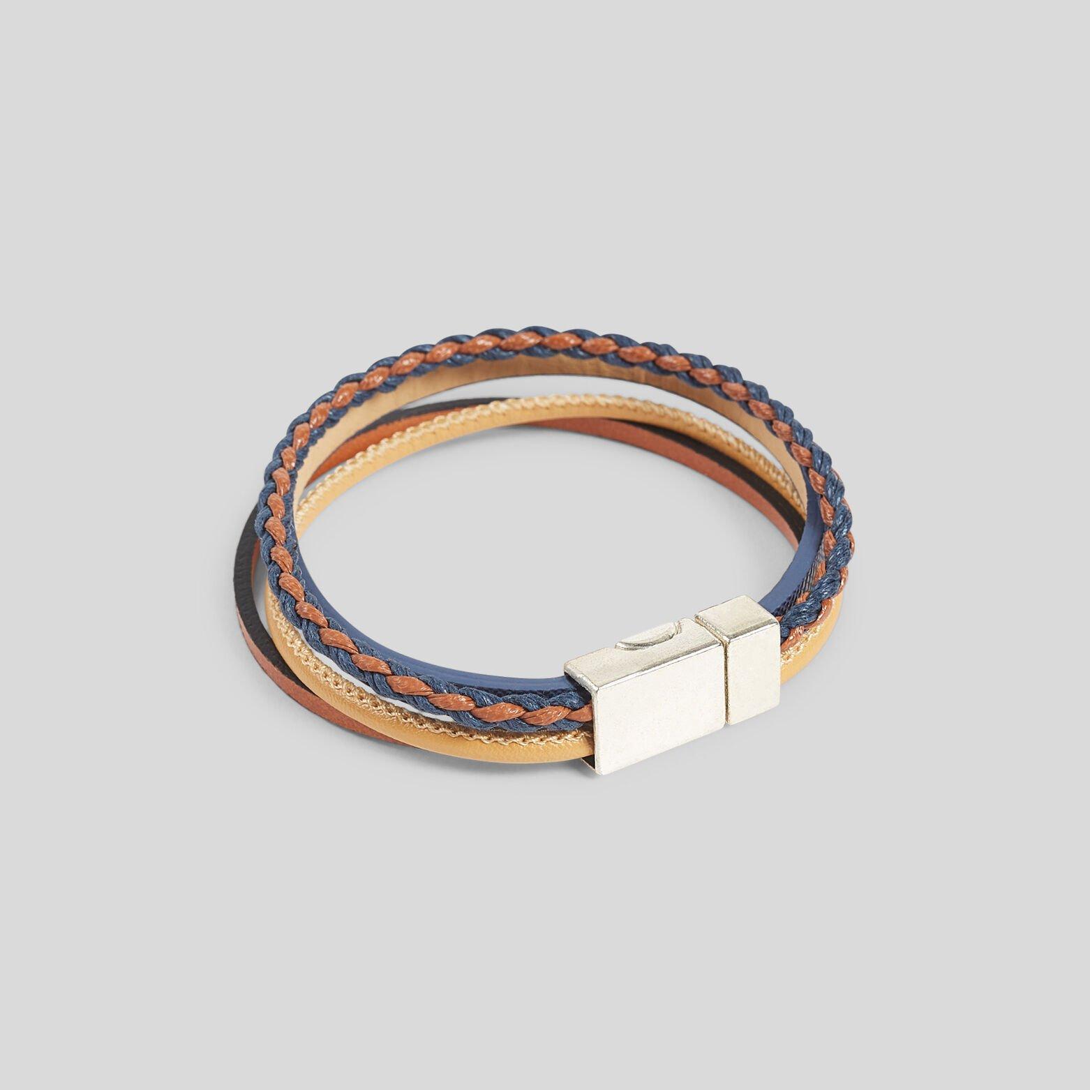 Bracelet multicordons