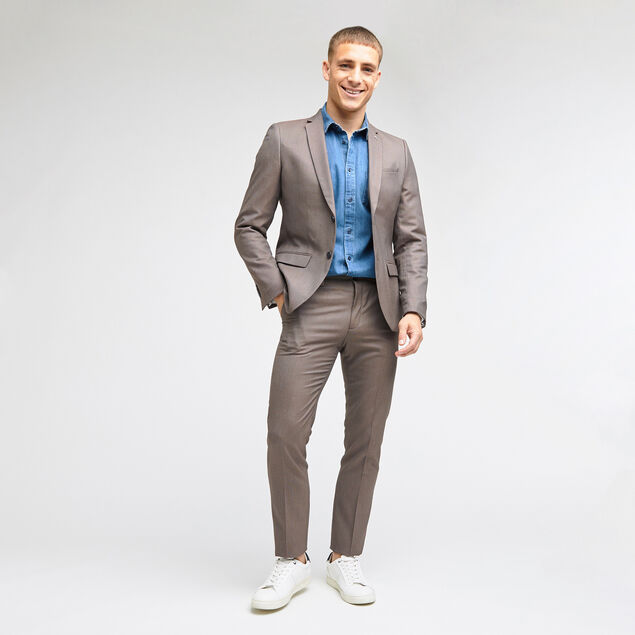 Pantalon de costume slim