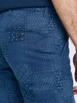 Bermuda motif bandana