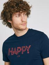 Tee-shirt HAPPY LIFE