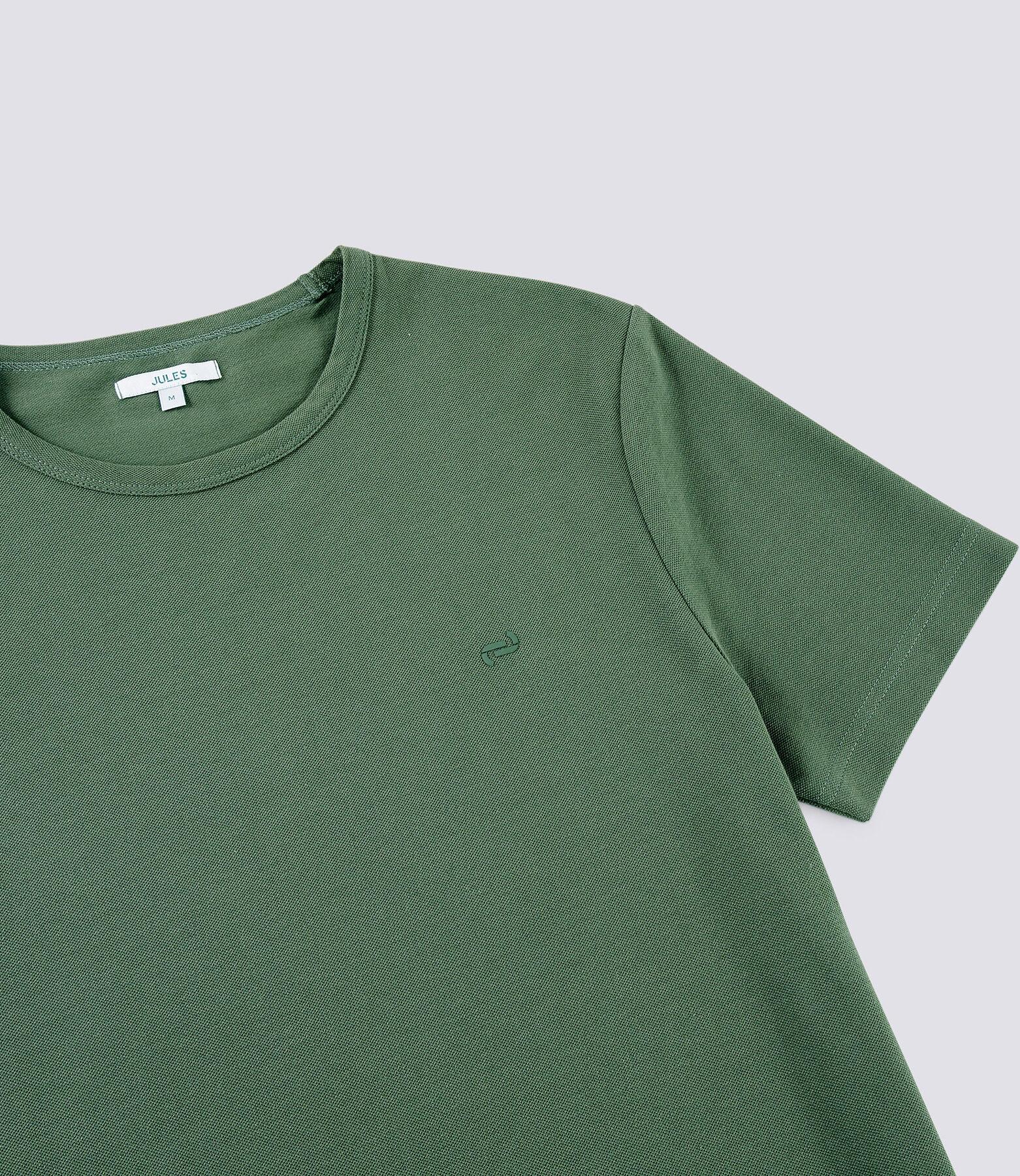 T-shirt maille piquée