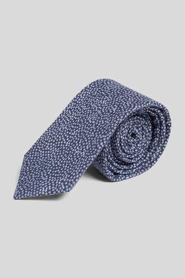 Cravate en coton à motifs