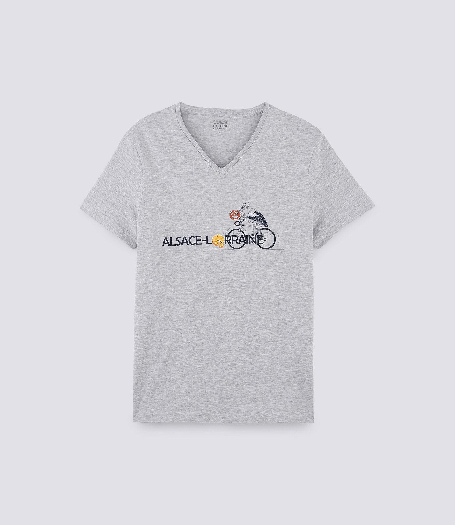 T-shirt ALSACE LORRAINE
