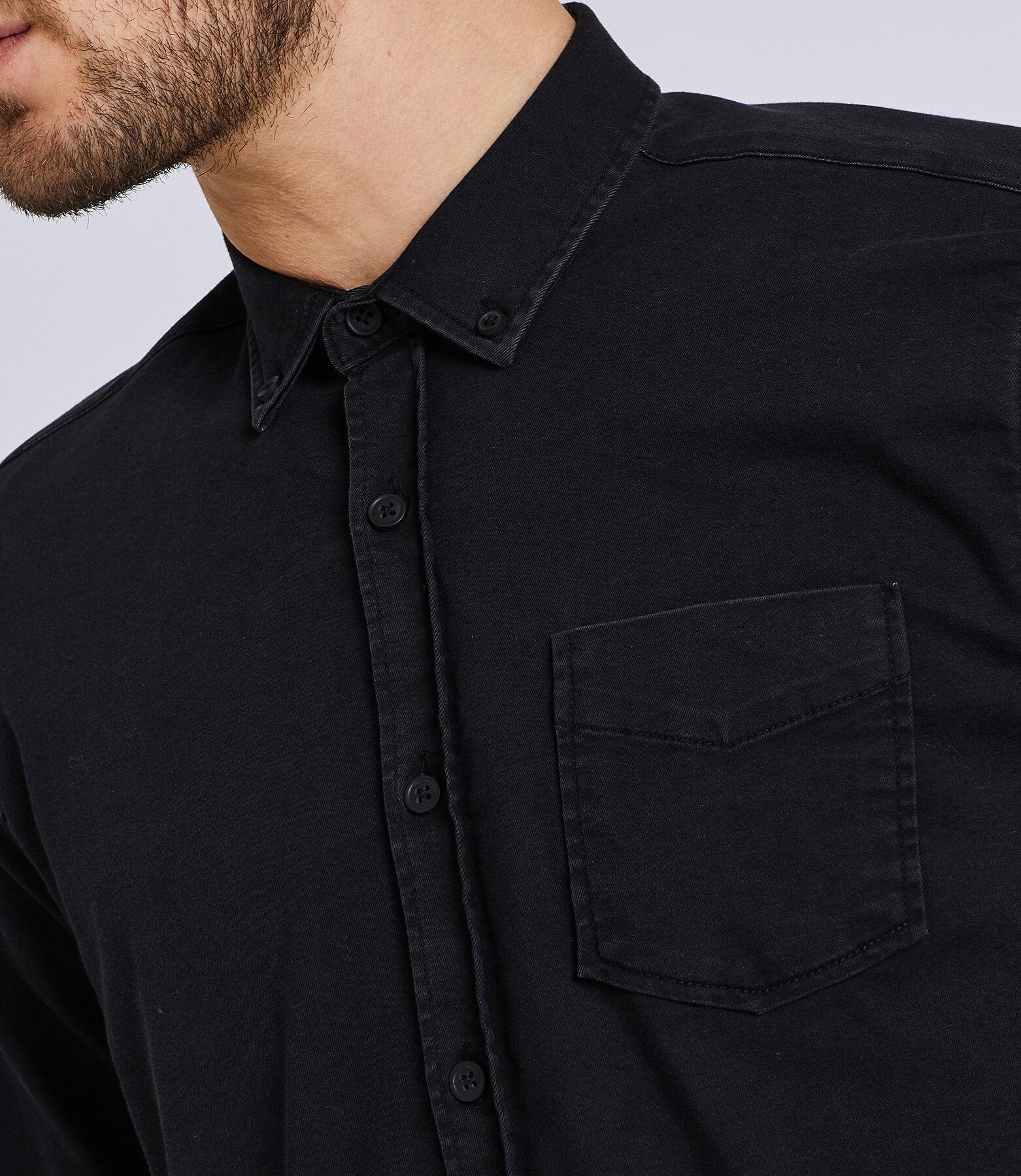 Slim hemd in jeans, Urban Flex