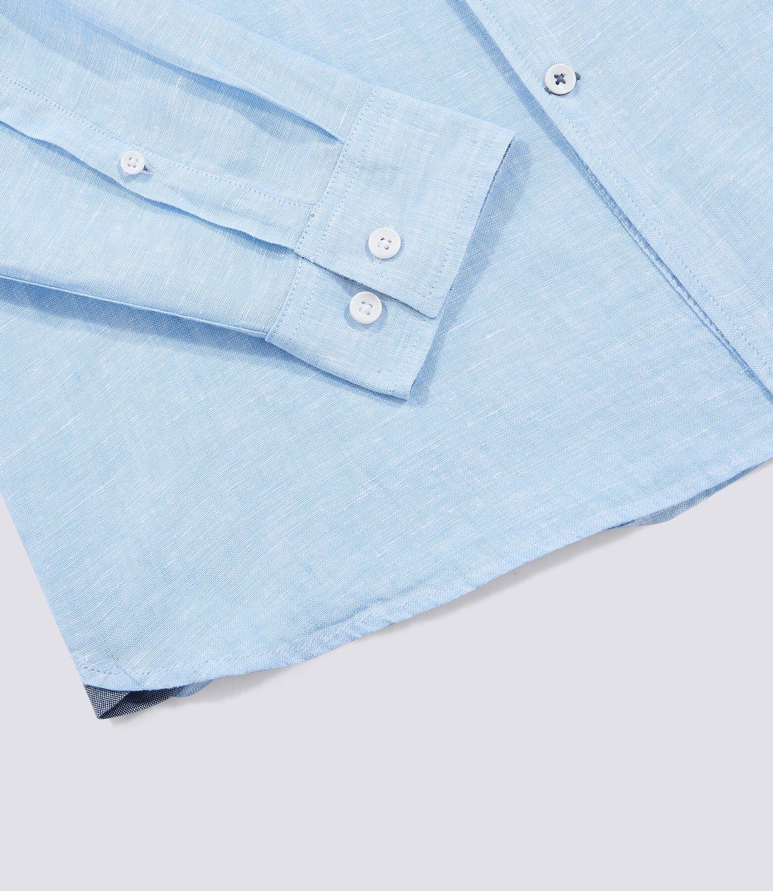 Chemise Sportswear Bleu Ciel