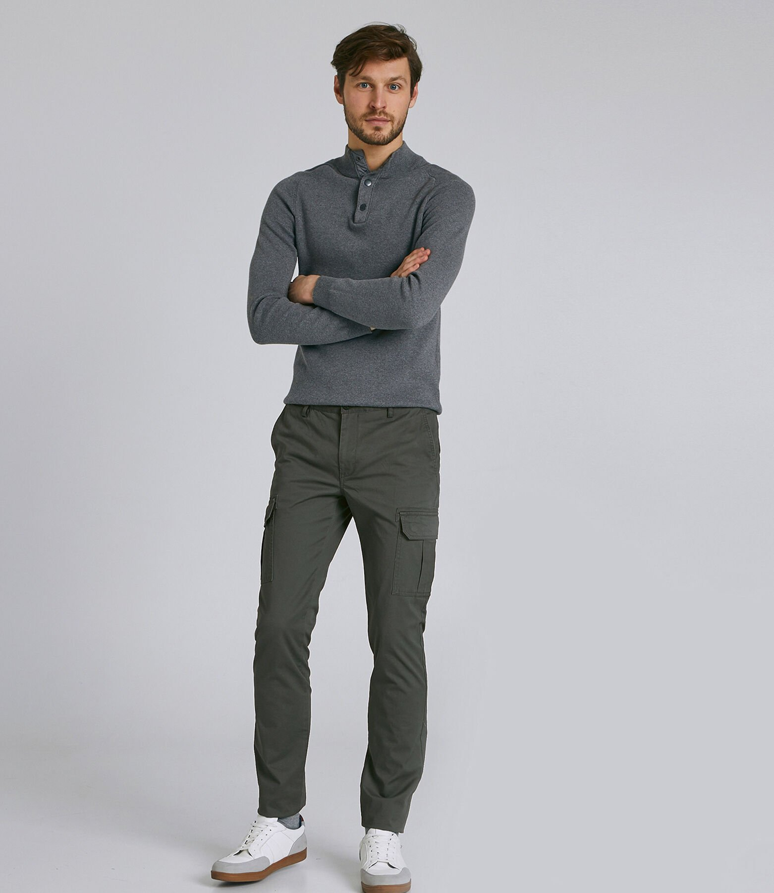 Pantalon battle slim