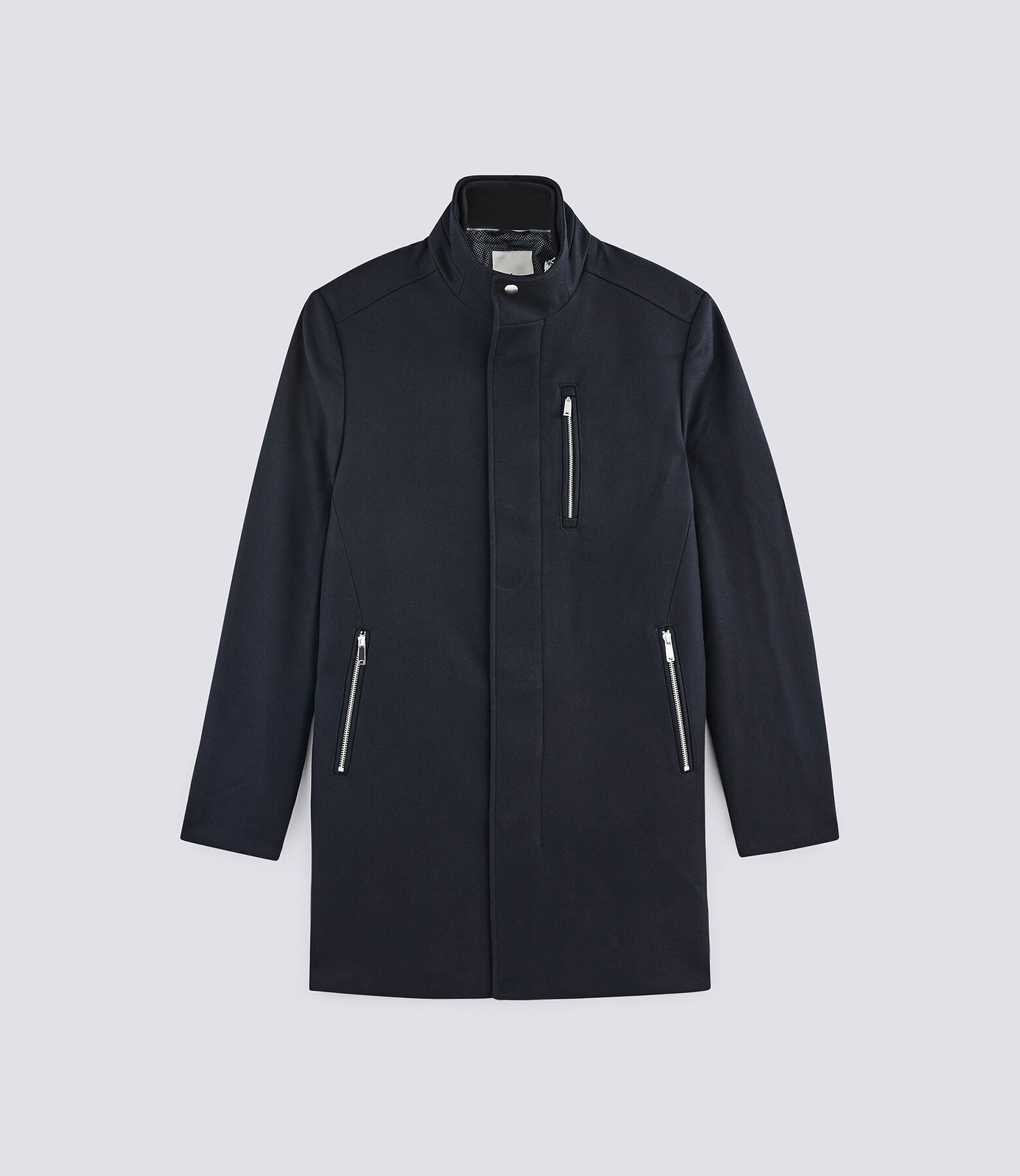 Manteau long léger