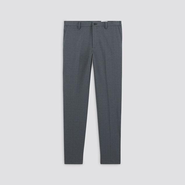 Pantalon ceinture élastiquée