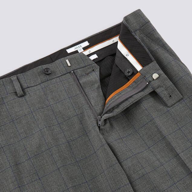 Pantalon de costume slim Prince de Galles