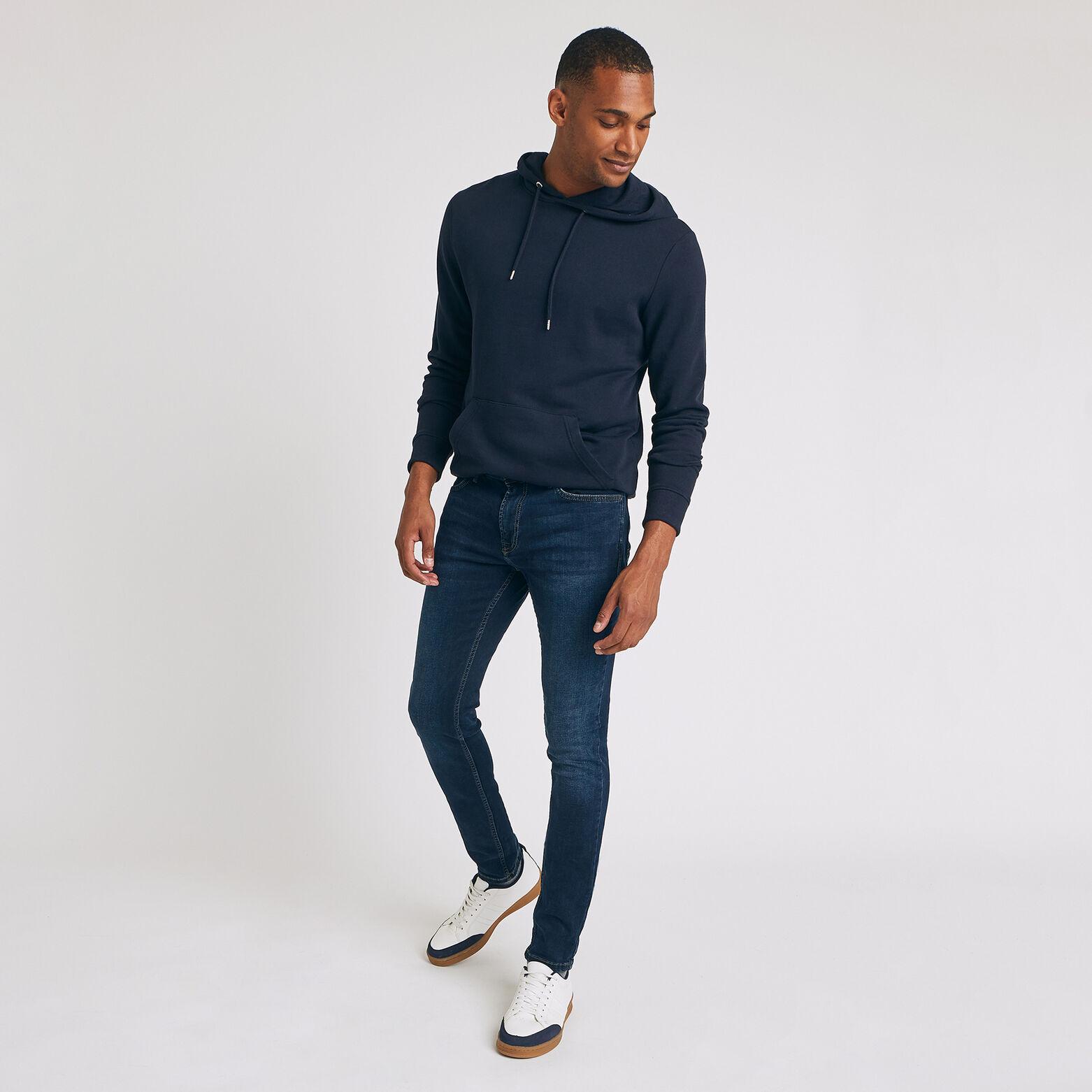 Jean skinny #Max hyperstretch blue black