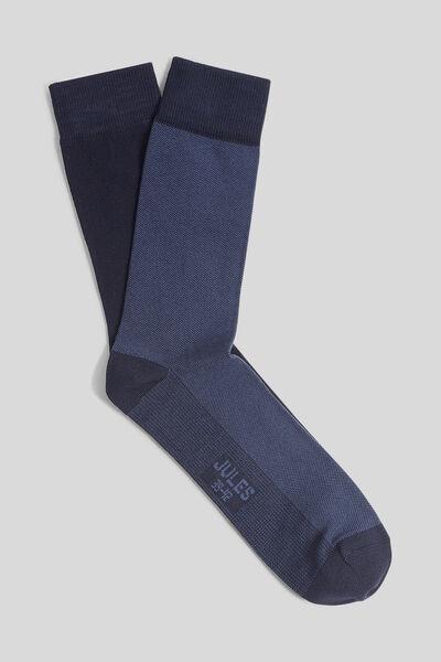 Lot de 2 paires de chaussettes en viscose extraite