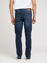 Jean straight #Ben rinse