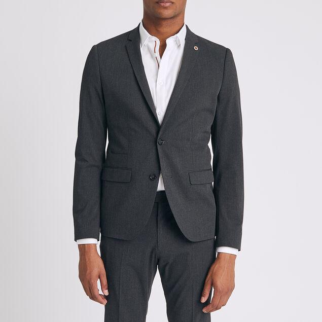 veste de costume extra slim en matière bistretch