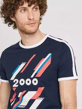 T shirt-  Produit sous licence officielle UEFA EUR