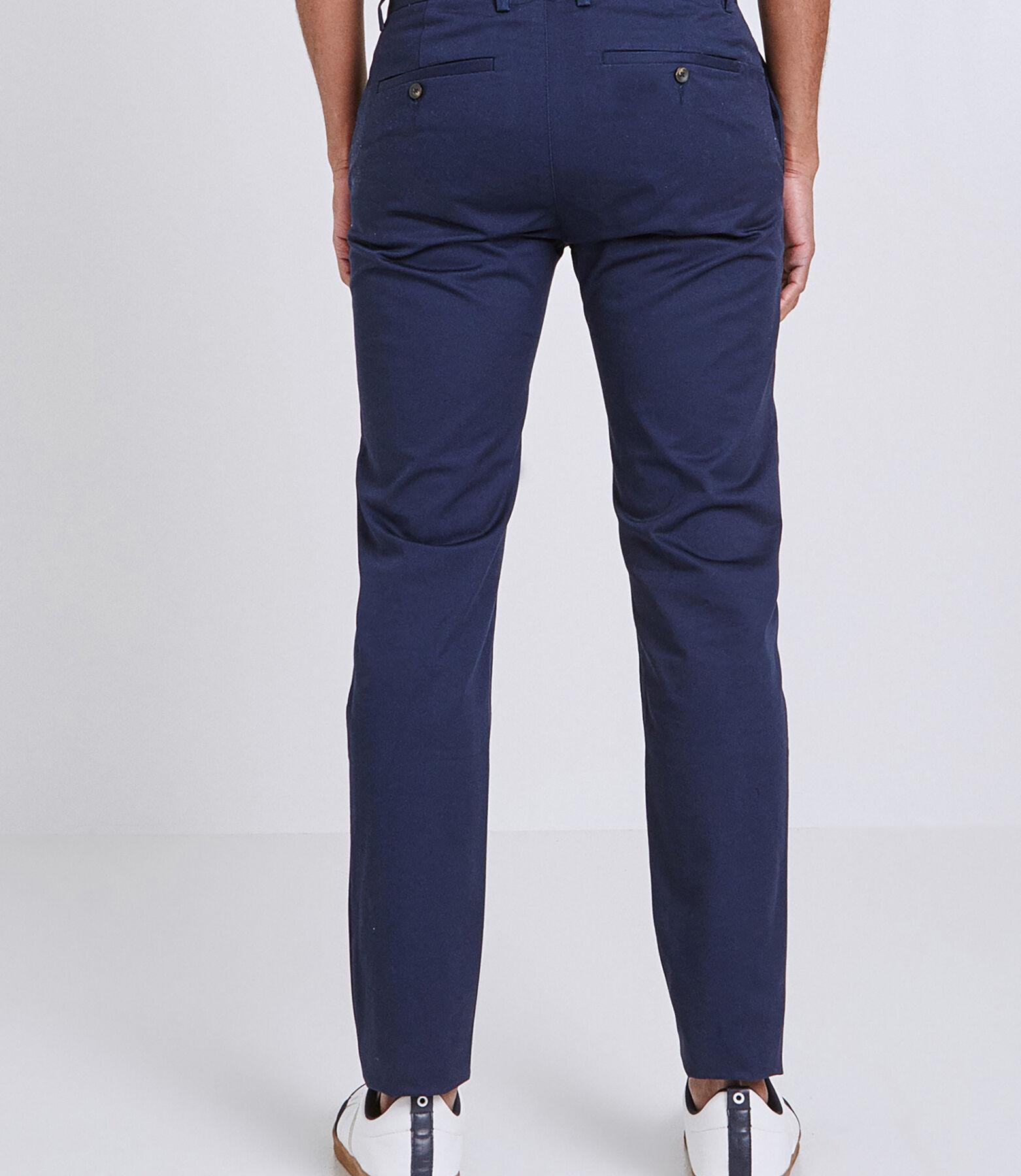 Pantalon Urbain Bleu Nuit