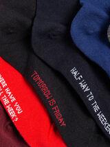 Chaussettes lot de 7 paires