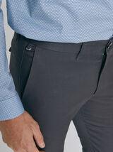 Pantalon Urbain Gris Foncé