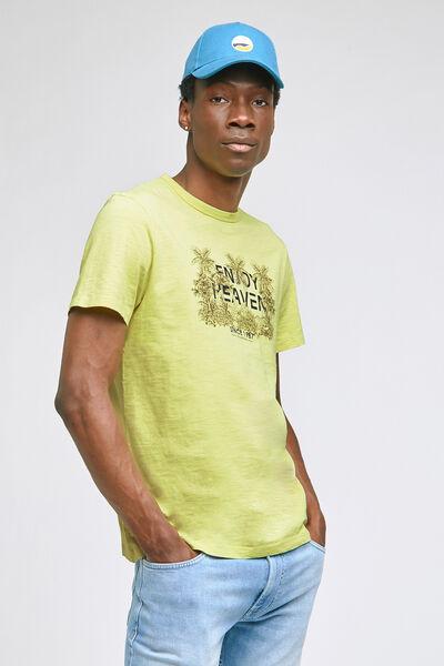 Tee-shirt imprimé ENJOY HEAVEN