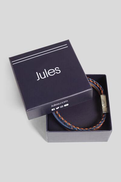 Bracelet multicordons en cuir