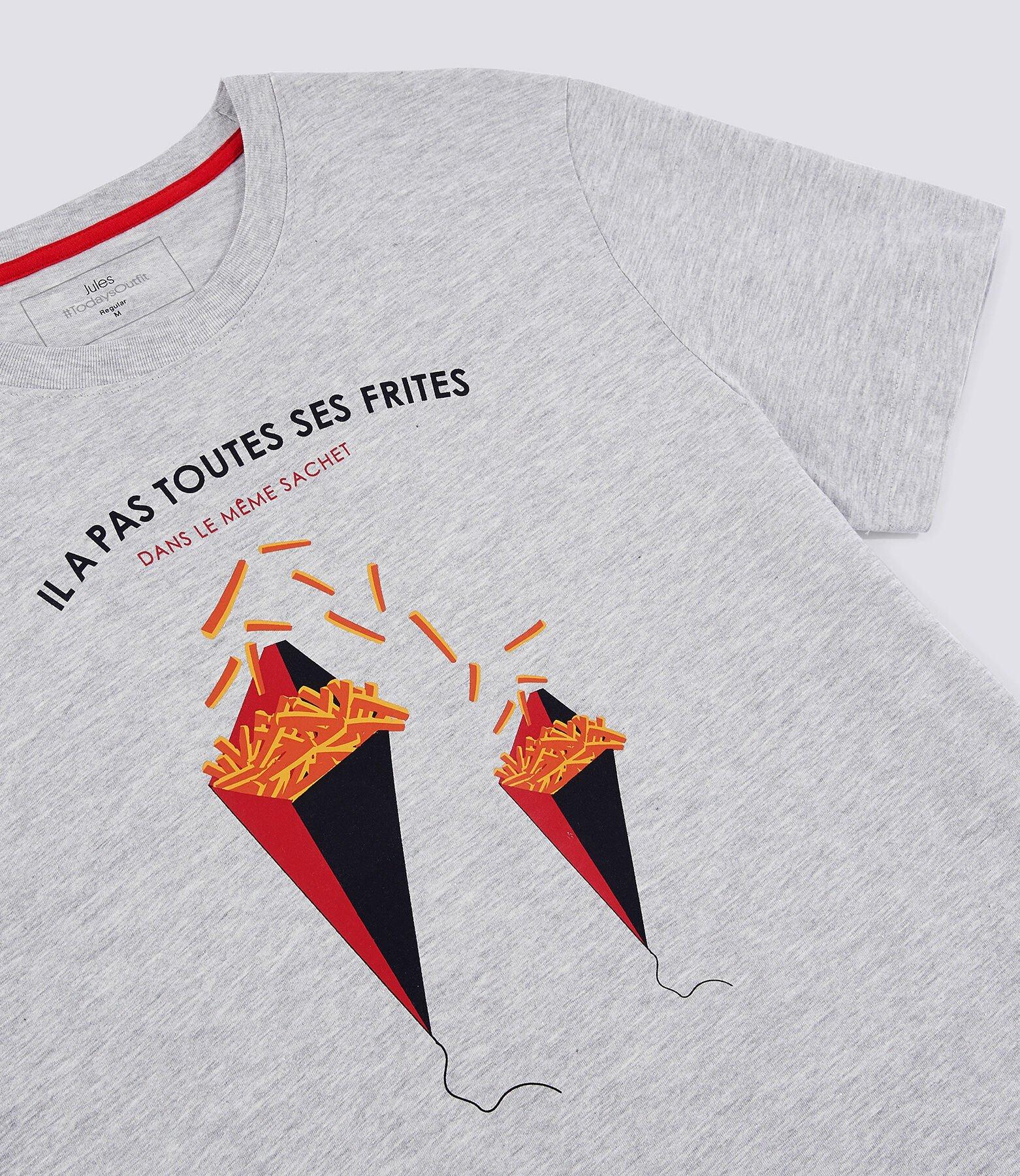 Tee shirt col rond Région WALLONIE
