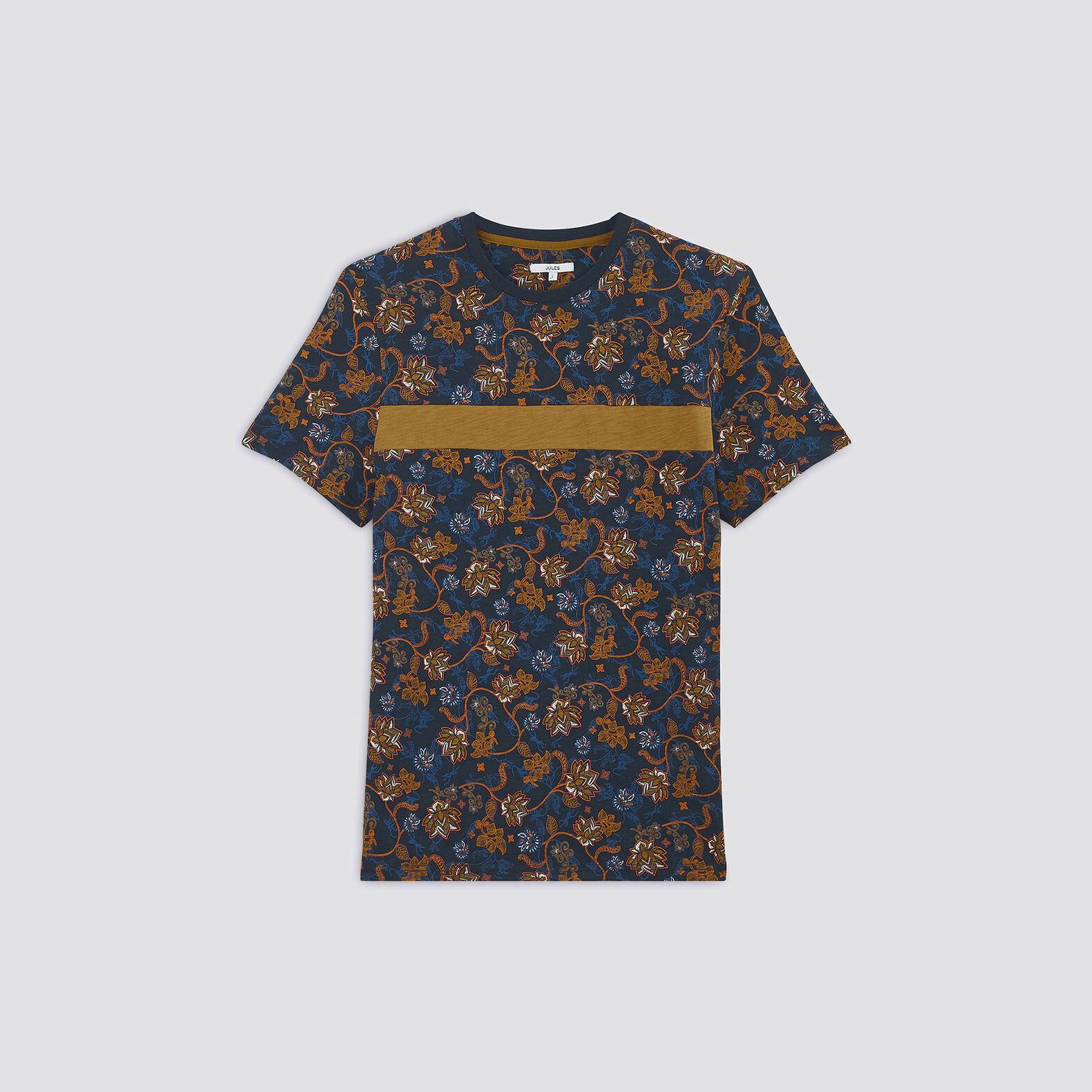 Tee-shirt imprimé floral