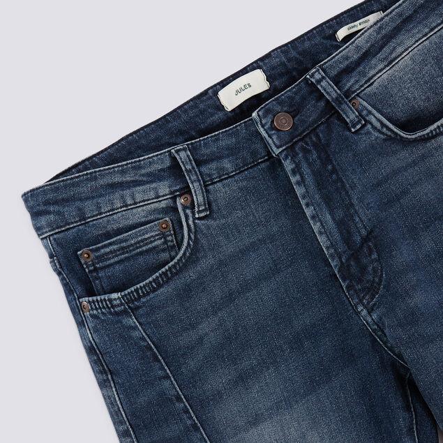jean skinny #Max biker stone