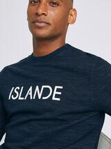 Sweat col rond ISLANDE