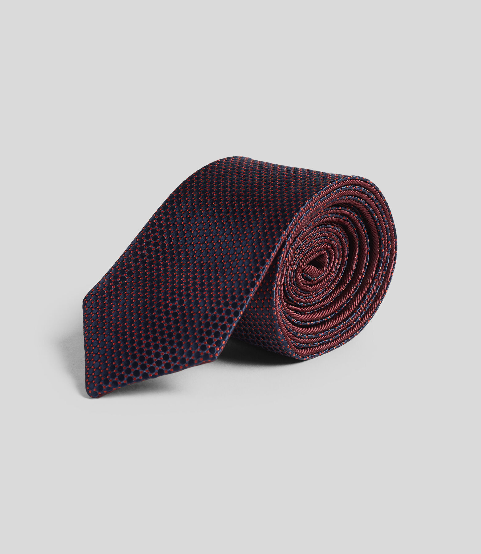 Cravate Bordeau