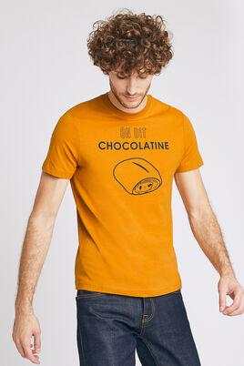 Tee shirt région Midi-Pyrénées CHOCOLATINE