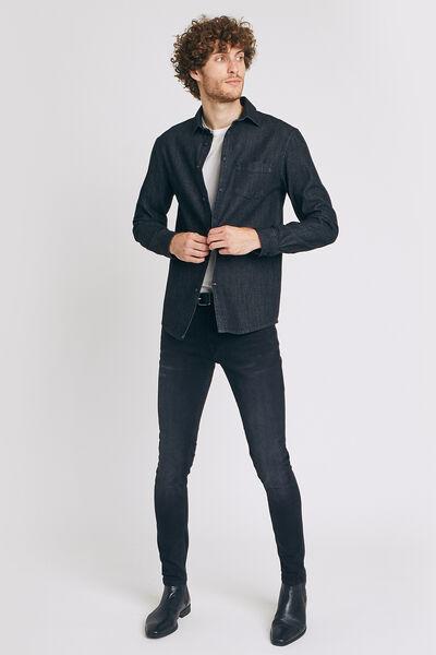 Jean skinny #Max hyperstretch noir