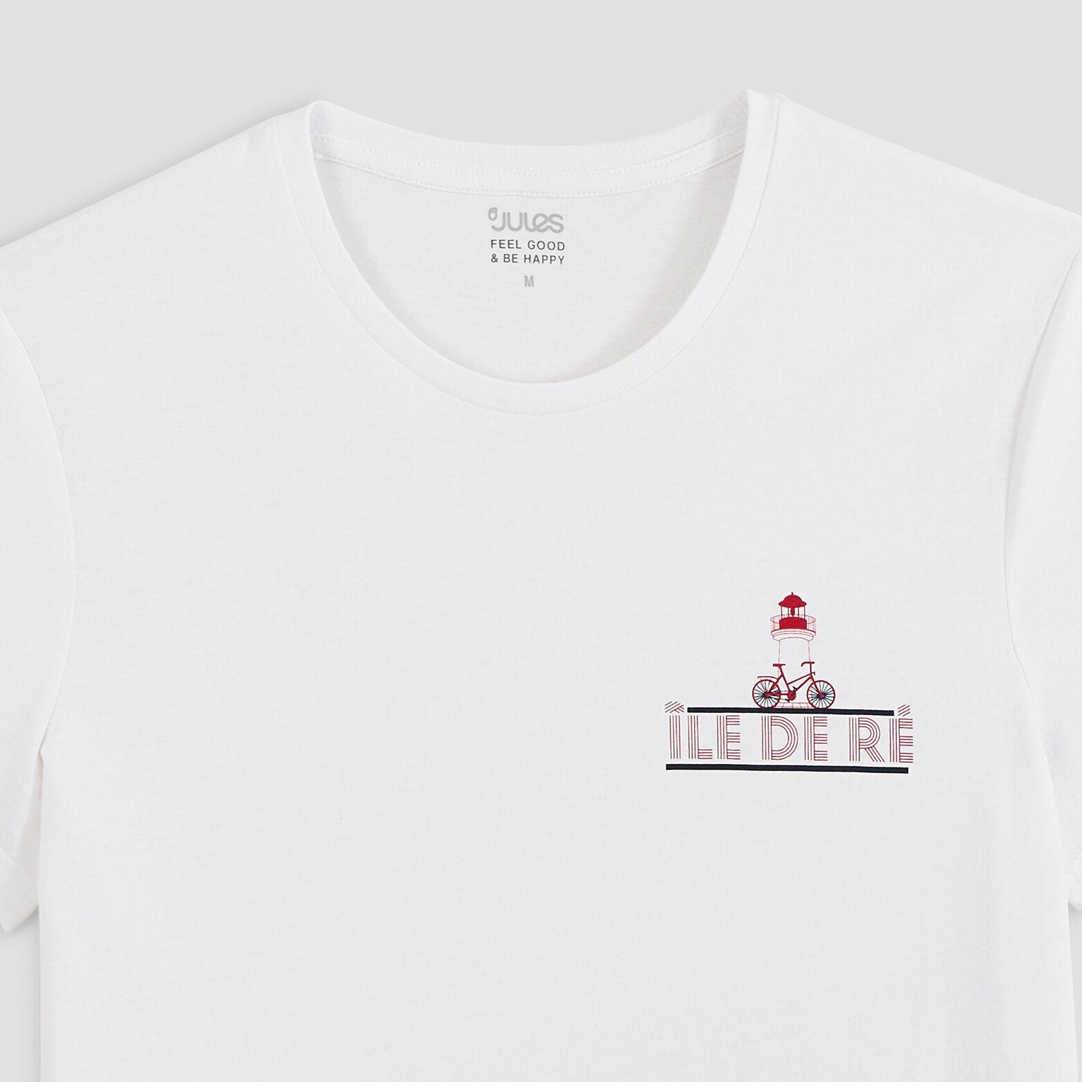 Tee-shirt jules plage