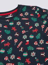Tee shirt Noël enfant