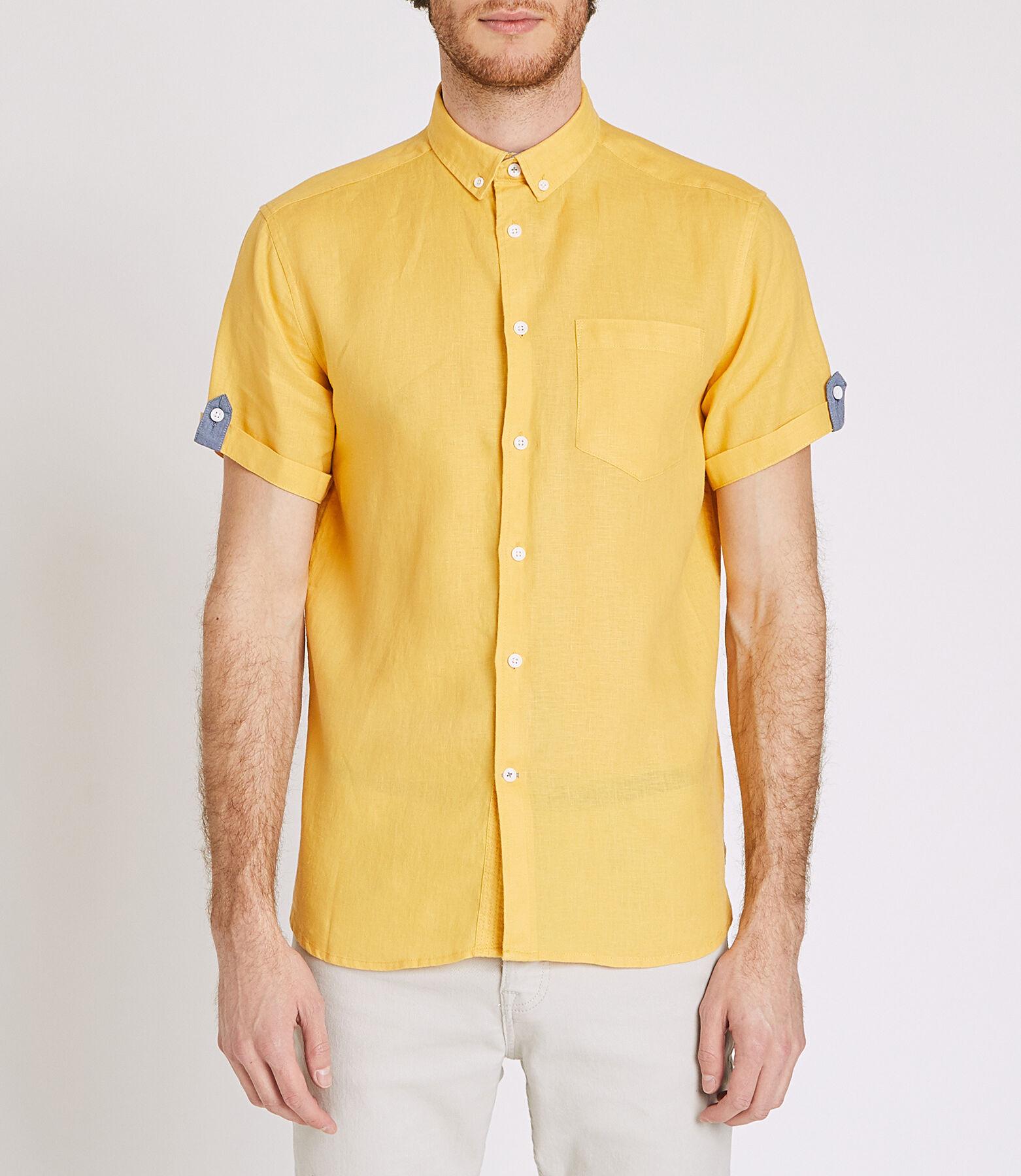 Chemise Sportswear Jaune