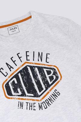 T-SHIRT CAFFEINE CLUB