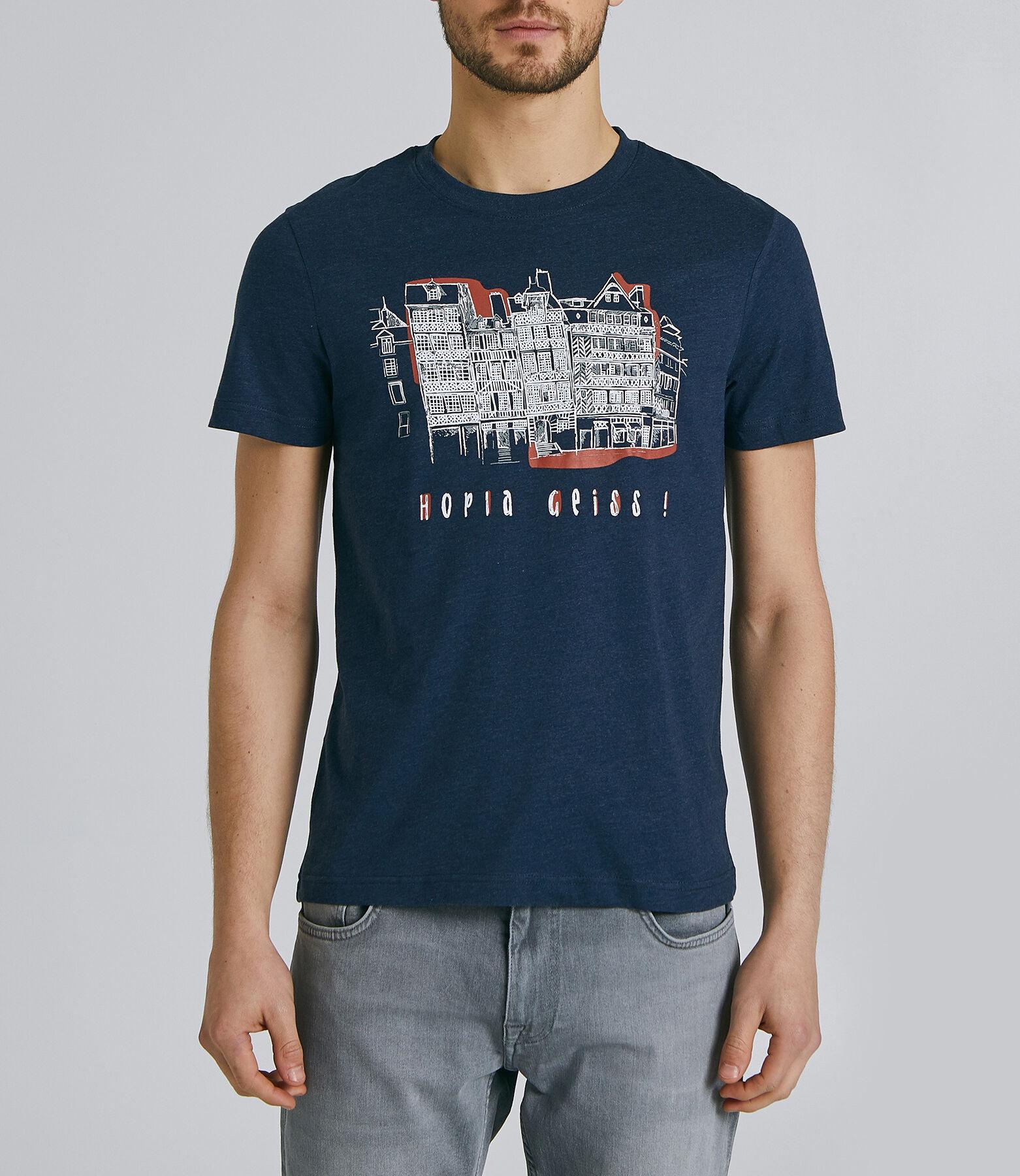Tee shirt col rond Région ALSACE