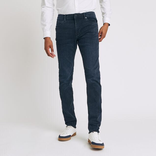 Jean slim #Tom urbanflex 4 longueurs blue black