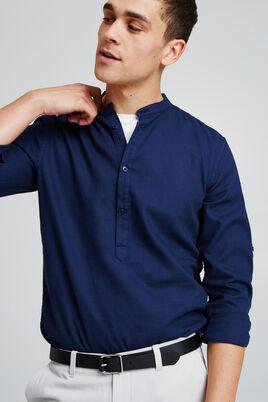 Chemise col boutonné