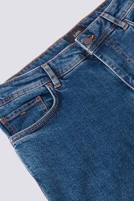 Jean straight délavé vintage