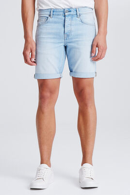 Bermuda denim Bleach