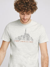 Tee-shirt MONT ST MICHEL