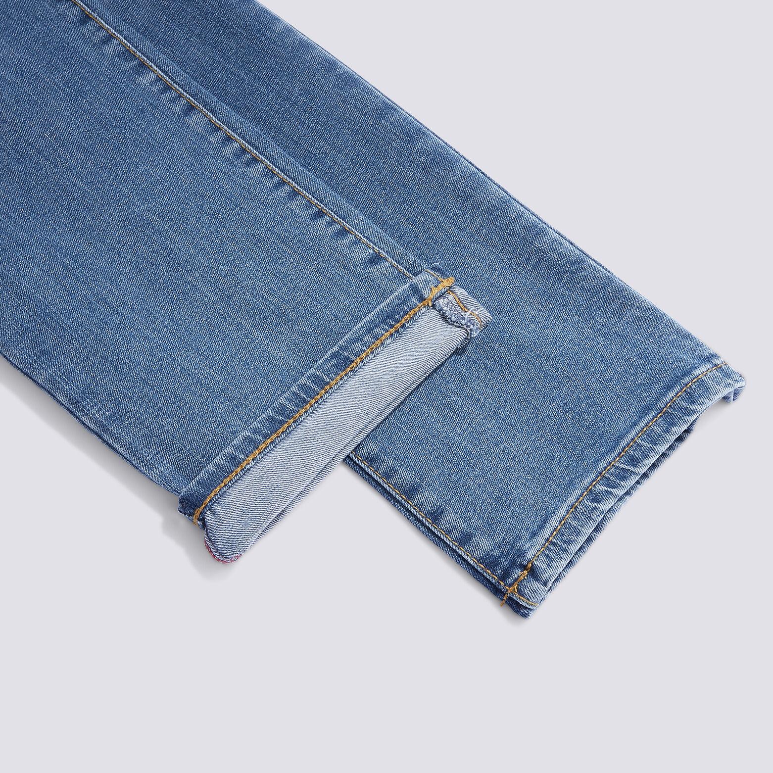 Jean slim #Louis  stone clair