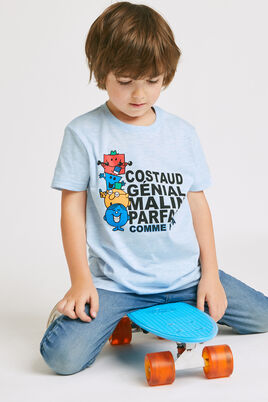 Tee-shirt licence MONSIEUR MADAME Mini moi