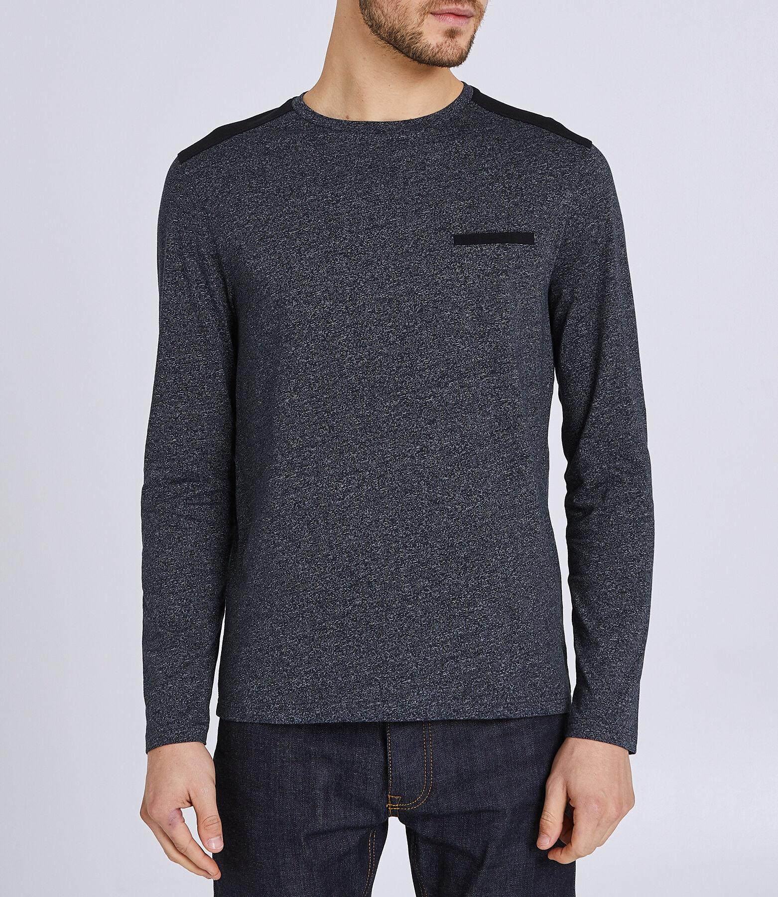 Tee-shirt  patch épaules