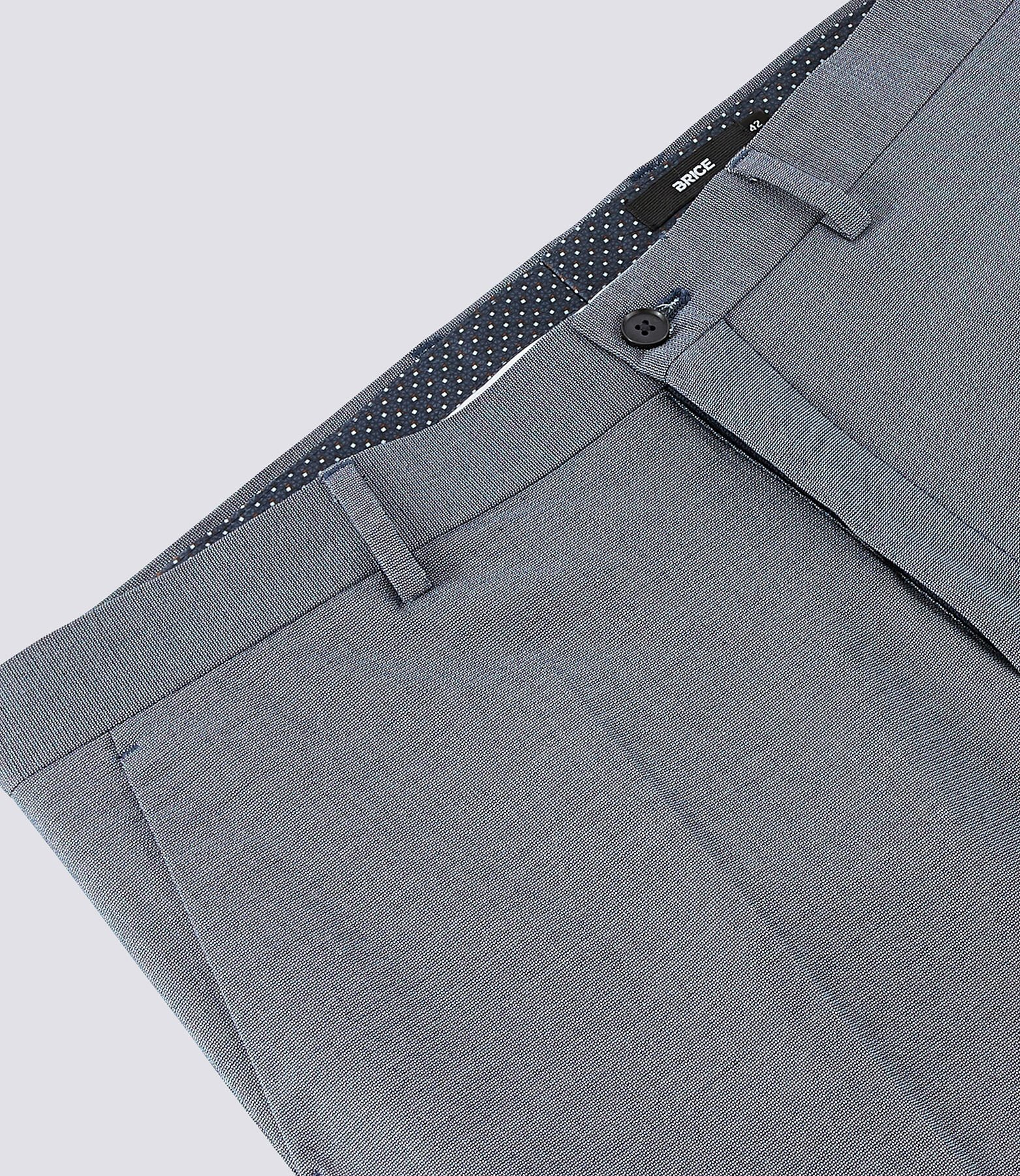 Pantalon de costume slim confort stretch