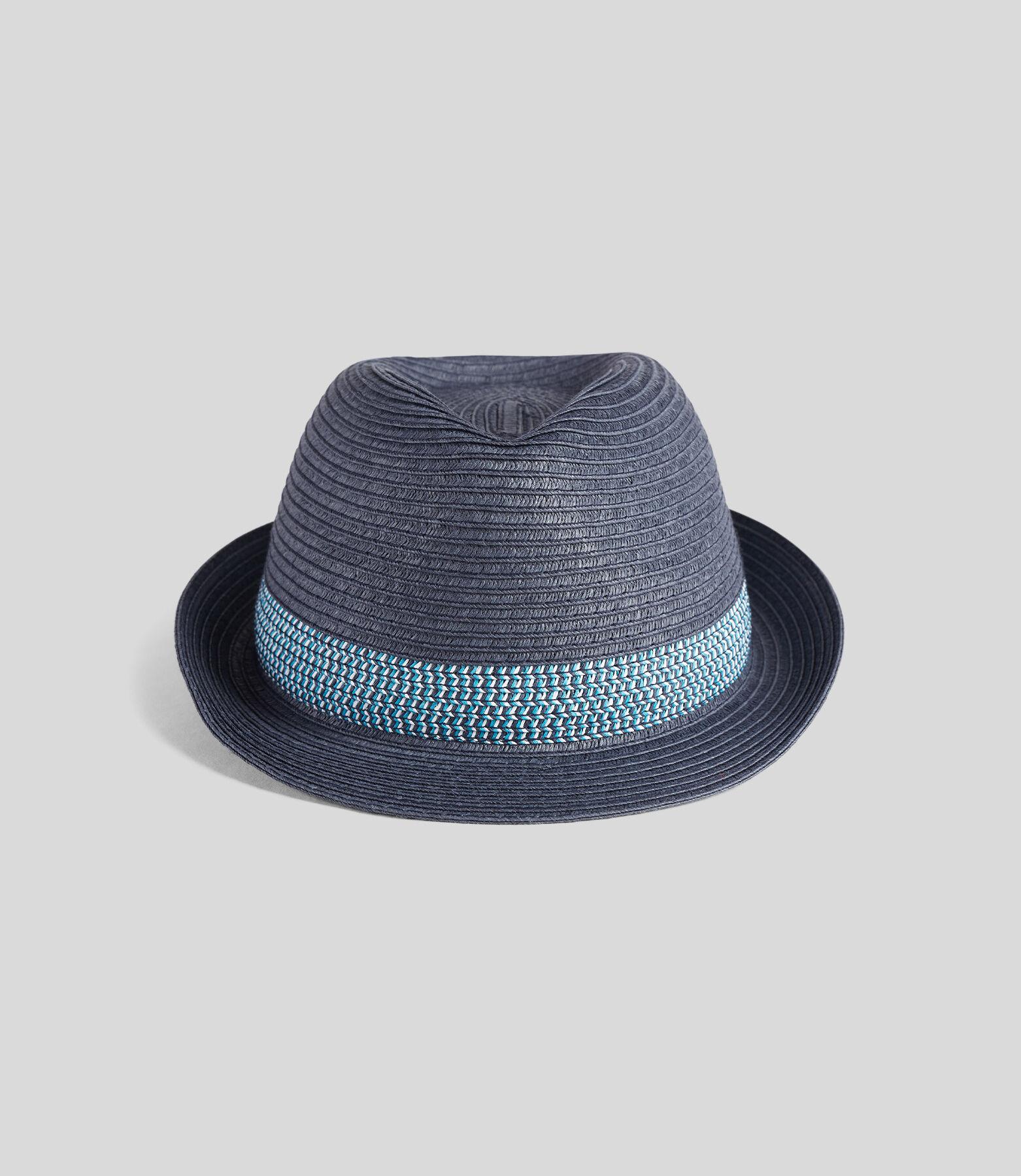 Chapeau de paille souple