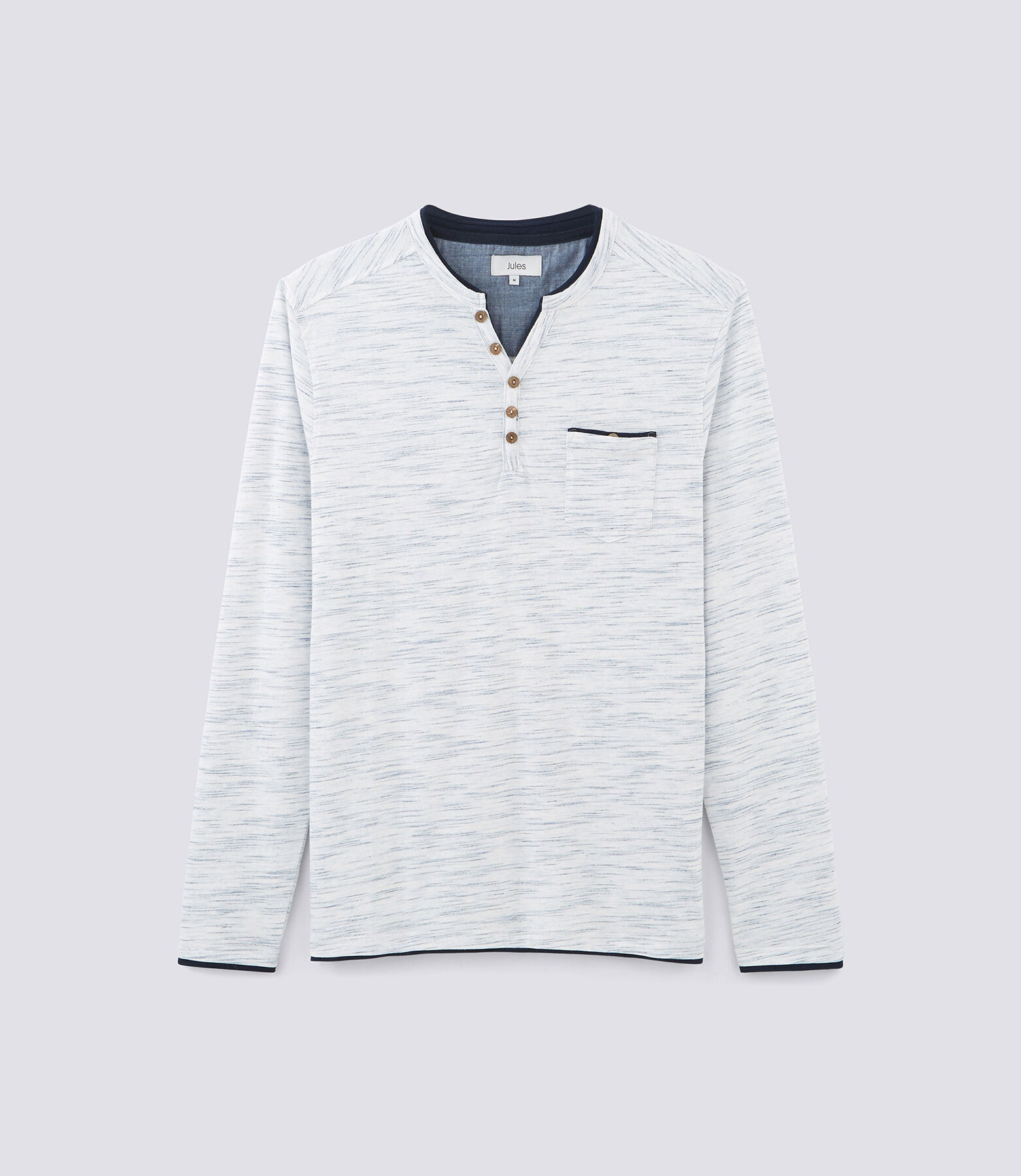 T-Shirt Ecru Fantaisie