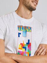 Tee-shirt à manches courtes regular TETRIS