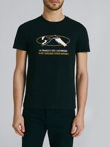 Tee shirt col rond Région AUVERGNE