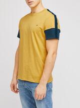 Tee-shirt colorblock